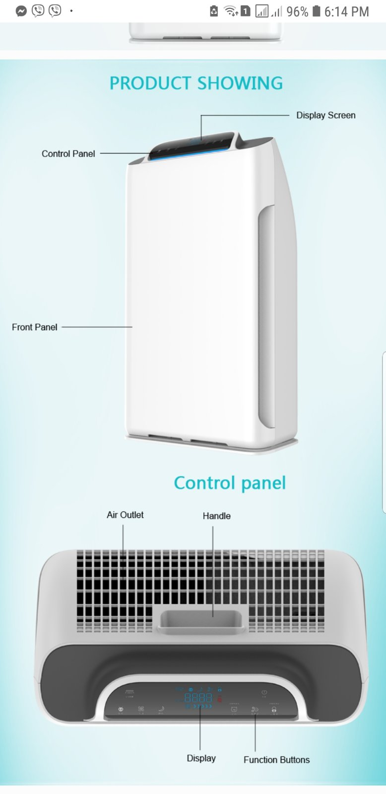 7-Stage Air Purifier